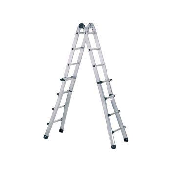 Zarges Trade Telescopic Combination Ladder 4 x 6 Rungs - ZAR41196