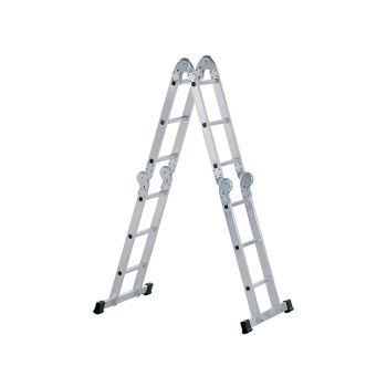 Zarges Multi-Purpose Ladder 2 x 3 & 2 x 5 Rungs - ZAR42382