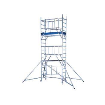Zarges Reachmaster ARG Tower Working Height 8.7m Platform Height 6.7m - ZAR5600015