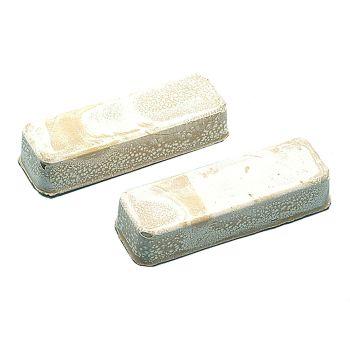 Zenith Profin Plastimax Polishing Bars - Buff (Pack of 2) - ZENGBW222