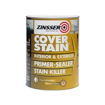 Zinsser Cover Stain Primer - Sealer 500ml - ZINCSP500