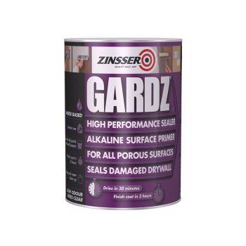 Zinsser Gardz Sealer Primer 1 Litre - ZINGS1L