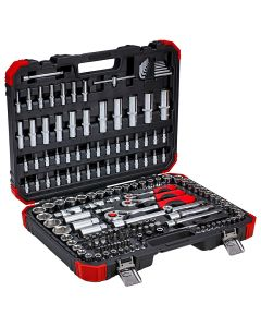 Gedore 172 Piece Socket Set 1/4 3/8 1/2 Drive  5/16 Zoll