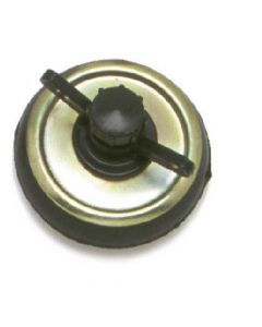 Monument 2in. 50mm X ½In. Pressed Steel Drain Plug - MON921X