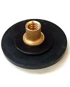 Monument 4in.100mm Universal Rubber Plunger - MON1410B