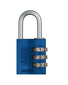 ABUS MyCode Light 145/30 Blue