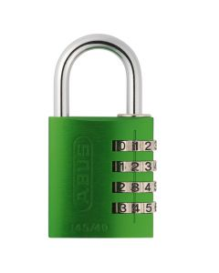 ABUS MyCode Light 145/40 Green