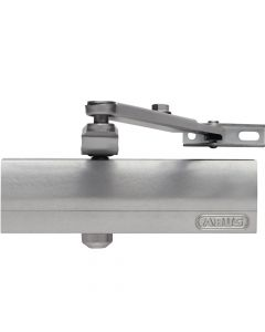 ABUS AC7023 Overhead Door Closer, Silver