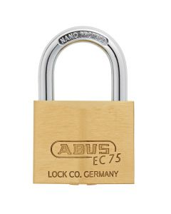 ABUS Brass 75/40 Keyed Alike