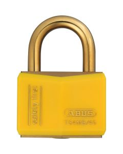 ABUS T84MB/40 Yellow KA 8402