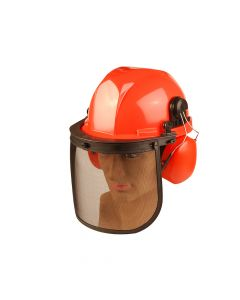 ALM Manufacturing Chainsaw Safety Helmet - ALMCH011