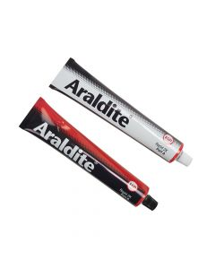 Araldite Industrial Rapid Epoxy 2 x 100ml Tubes - ARA400006