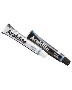 Araldite Steel Epoxy 2 x 15ml Tubes - ARA400010