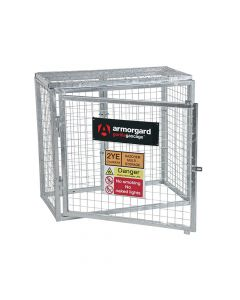 Armorgard Gorilla Bolt Together Gas Cage 1000 x 500 x 900mm - ARMGGC1