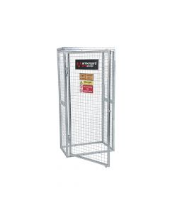 Armorgard Gorilla Bolt Together Gas Cage 1000 x 500 x 1800mm - ARMGGC3
