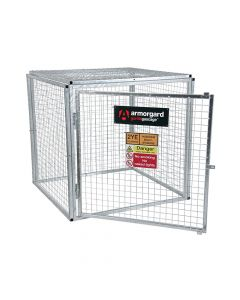 Armorgard Gorilla Bolt Together Gas Cage 1200 x 1200 x 1200mm - ARMGGC4