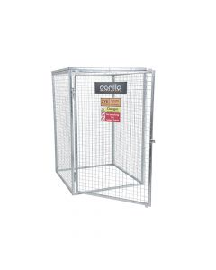 Armorgard Gorilla Bolt Together Gas Cage 1200 x 1200 x 1800mm - ARMGGC6