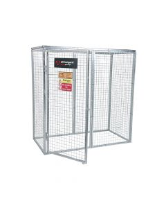 Armorgard Gorilla Bolt Together Gas Cage 1800 x 900 x 1800mm - ARMGGC7