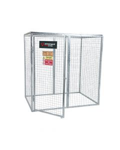 Armorgard Gorilla Bolt Together Gas Cage 1800 x 1200 x 1800mm - ARMGGC8