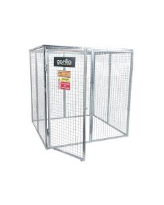Armorgard Gorilla Bolt Together Gas Cage 1800 x 1800 x 1800mm - ARMGGC9