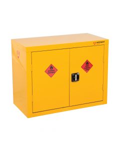 Armorgard SafeStor Hazardous Floor Cupboard 900 x 460 x 700mm - ARMHFC1