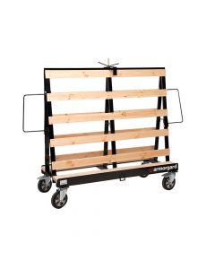 Armorgard LoadAll Board Trolley 1500kg Capacity 900 x 2100 x 1550mm - ARMLA1500