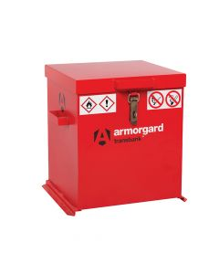 Armorgard TransBank Hazard Transport Box 520 x 480 x 520mm - ARMTRB2