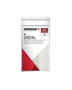 "Arrow AP5 4"" Glue Sticks (6 Pack) - AP5"