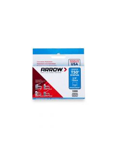 "Arrow T50 Stainless Staples 10mm 3/8"" (1000 Box) - 506SS"