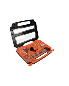 Black & Decker Accessory Set 100 Piece - B/DA7154