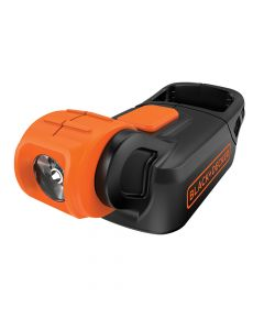 Black & Decker Compact Flashlight 18V Bare Unit - B/DBDCCF18N