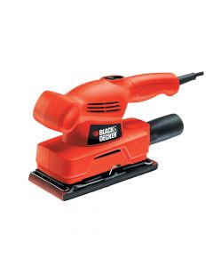 Black & Decker 1/3 Sheet Orbital Sander 135W 240V - B/DKA300