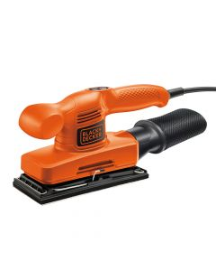 Black & Decker 1/3 Sheet Orbital Sander 240W 240V - B/DKA310