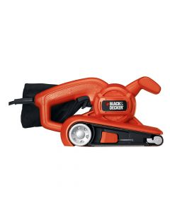 Black & Decker Belt Sander 75 x 457mm 720W 240V - B/DKA86