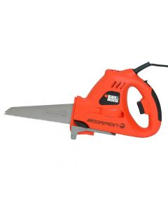 Black & Decker Scorpion Powered Saw 400W 240V - B/DKS890ECN