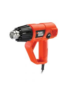 Black & Decker Heatgun Kit 2000W 240V - B/DKX2001K