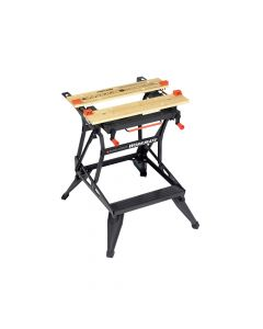 Black & Decker Dual Height Vertical Clamp Workmate - B/DWM550