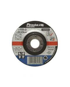 Black & Decker X32025 Proline Metal Cut Off Disc 115mm - B/DX32025