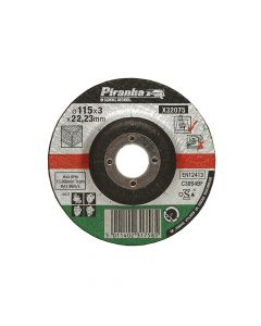 Black & Decker X32075 Proline Stone Cut Off Disc 115mm - B/DX32075