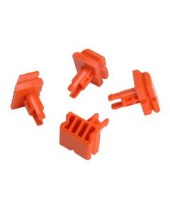 Black & Decker X40400 Vice Pegs for Workmate Pack of 4 - B/DX40400