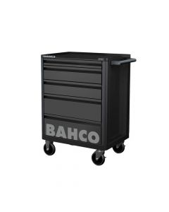 Bahco 5 Drawer B Tool Trolley K Black - BAH1472K5BLA