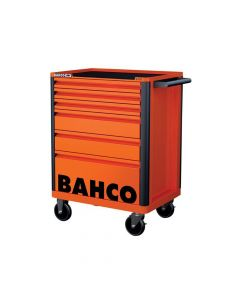 Bahco 6 Drawer B Tool Trolley K Orange - BAH1472K6