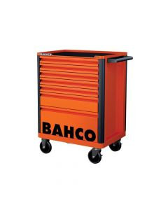 Bahco 7 Drawer B Tool Trolley K Orange - BAH1472K7