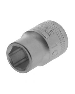 Bahco Hexagon Socket 1/4in Drive 6mm - BAH14SM6