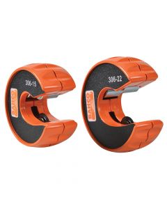 Bahco Pipe Slice Twin Pack 15mm & 22mm - BAH306PACK