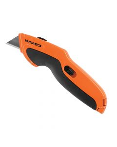Bahco Better Retractable Utility Knife TPR - BAHBRK