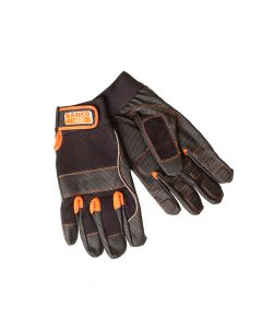 Bahco Power Tool Padded Palm Gloves - Medium (Size 8) - BAHGL0108