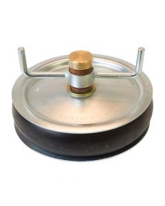 Bailey Drain Test Plug 225mm (9in) - Brass Cap - BAI2420