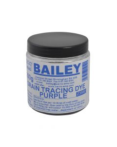 Bailey Drain Tracing Dye - Purple - BAI3592