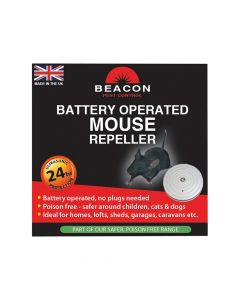 Beacon Mouse Repeller Battery Operated - BEAFM98